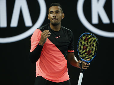 Australian Open 2018 Nick Kyrgios credits Lleyton Hewitt Davis Cup team for change in attitude