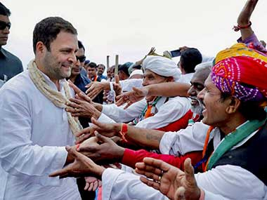 Buoyed by show in Gujarat Rahul Gandhi to concentrate on Uttar Pradesh ahead of 2019 Congress chief in Amethi today