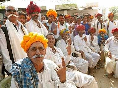 Rajasthan bypolls Ajmer Alwar Mandalgarh record over 60 voter turn out results to be declared on 1 February