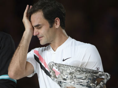 Australian Open 2018 Not humility or fragility Roger Federers tears define his strength reinforce his genius