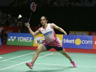 Indonesia Masters 2018 Saina Nehwal sends Ratchanok Intanon packing in straight games to enter final
