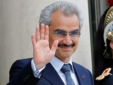 Saudi Arabia releases billionaire Prince AlWaleed bin Talal three months after his arrest in anticorruption drive