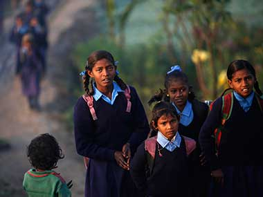 Educating girls can significantly reduce Indias population spiral national health data reveals