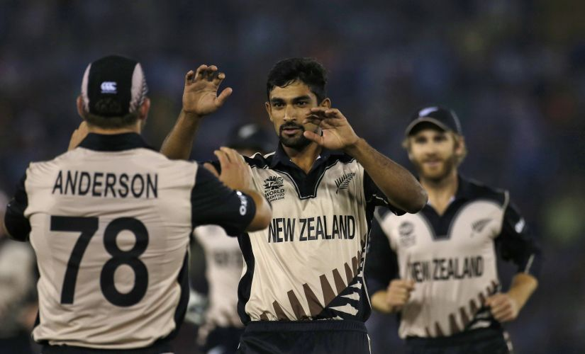 Ish Sodhi took nine wickets at an average of 7.77 and an economy rate of 6.08 in the 2016-17 season of BBL. Reuters