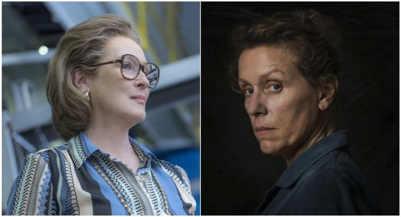 Oscars 2018 Why Meryl Streep Frances McDormand are deserving frontrunners for the Best Actress award