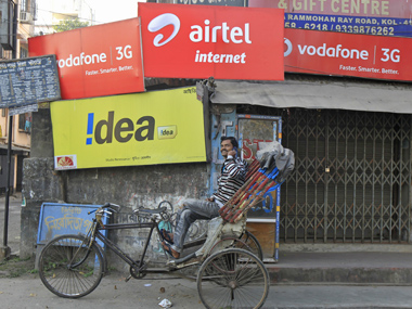 Telcos pretax losses widen to Rs 38153 crore in FY 201617 govt informs Parliament