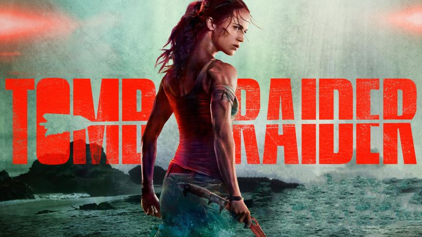 Tomb Raider Alicia Vikanders Lara Croft leaps back into action in new adrenaline pumping trailer