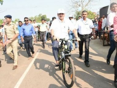 Even Manohar Parrikar is afraid of Goas roads CM says he doesnt travel by scooter fearing accidents