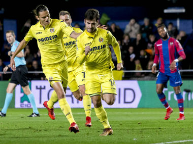 La Liga Villarreal edge past Levante to put fifthplaced Real Madrid under pressure Atletico and Valencia drop points