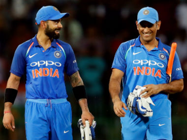 India's squad announcement for World Cup 2019 will take place on 15 April. Reuters