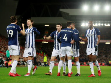 FA Cup West Bromwich Albion oust Liverpool Harry Kane rescues Tottenham Hotspur against Newport