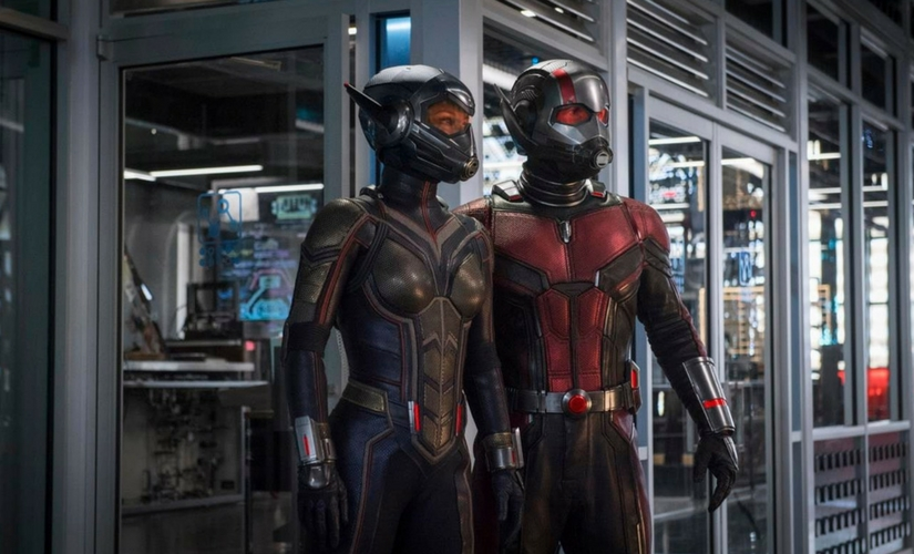 AntMan and the Wasp trailer Paul Rudd teams up with Evangeline Lilly in the upcoming Marvel movie