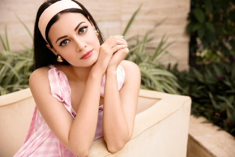 Dia mirza on working in Sanju Waited more than 2 years for right role not being part of a film is terrifying