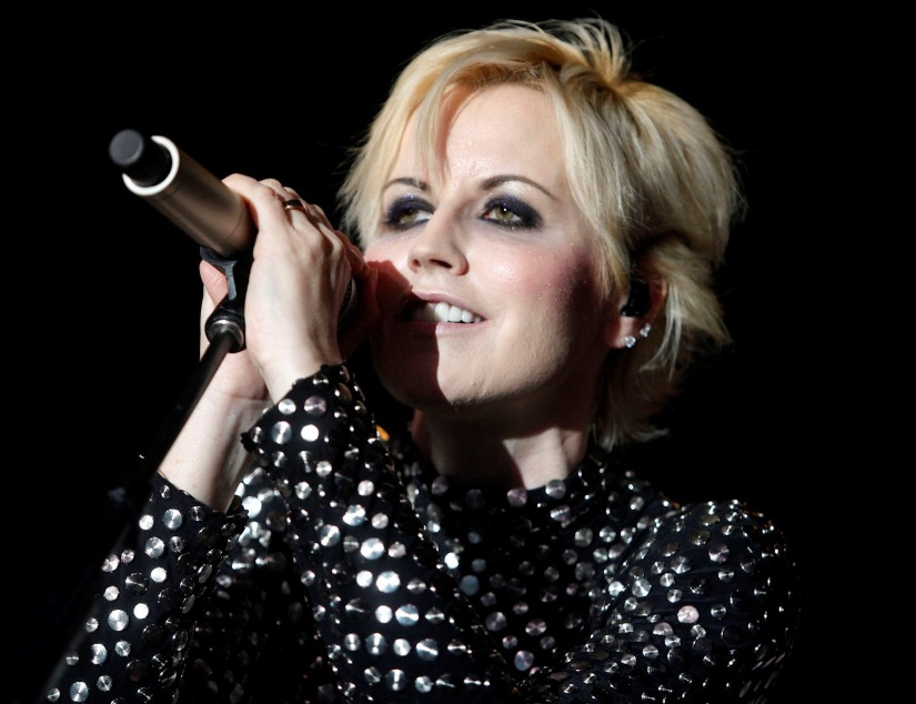 Dolores ORiordan lead singer of The Cranberries passes away aged 46