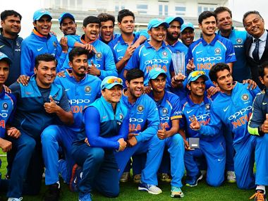 Three-time champions India would look to start the tournament with a win over Australia. Image courtesy: ICC