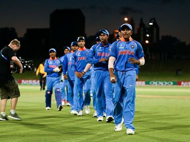 India will look to continue their winning momentum against Papua New Guinea. Image courtesy: ICC