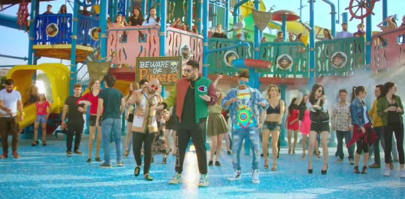 Dill Ton Blacck Jassie Gill Badshah bring us the same Punjabi song in slightly different packaging
