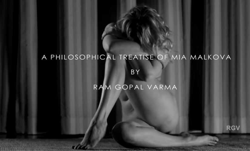 Ram Gopal Varmas God Sex and Truth The point of this Mia Malkova starrer is basically that there is no point