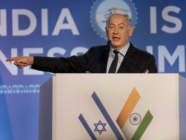 Benjamin Netanyahus India visit Ties with Palestine disagreement on other issues no impediment to better relations with Israel