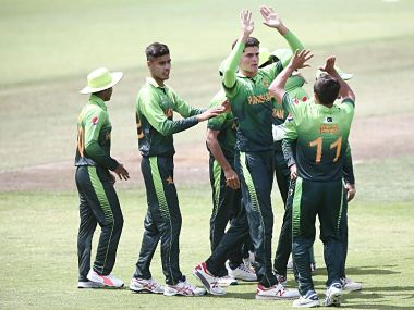 File picture of the Pakistan team. ICC/Getty