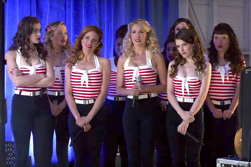 Pitch Perfect 3 movie review Curse of the threequel strikes this finale which ends on deflated note