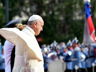 Pope Francis in Peru Catholic head denounces femicides other genderbased crimes in Latin America
