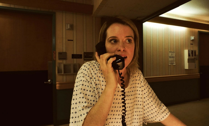 Unsane trailer This terrifying psychological thriller starring Claire Foy has been shot entirely on an iPhone