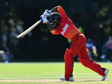 Zimbabwe will take on Namibia in the second Plate League quarter-final of the ICC U-19 World Cup 2018. Image courtesy: ICC