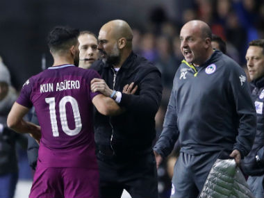 FA Cup Manchester City striker Sergio Aguero escapes punishment as Wigan probe crowd trouble