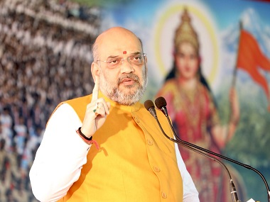 Desecration of Lenins Periyars statues extremely unfortunate severe action will be taken Amit Shah