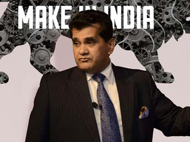 Water management to play key role in Indias economic growth Niti Aayog CEO Amitabh Kant