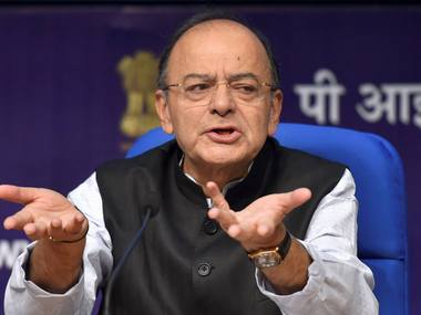 GDP back series data New numbers are more broadbased and better reflection of economy says Arun Jaitley