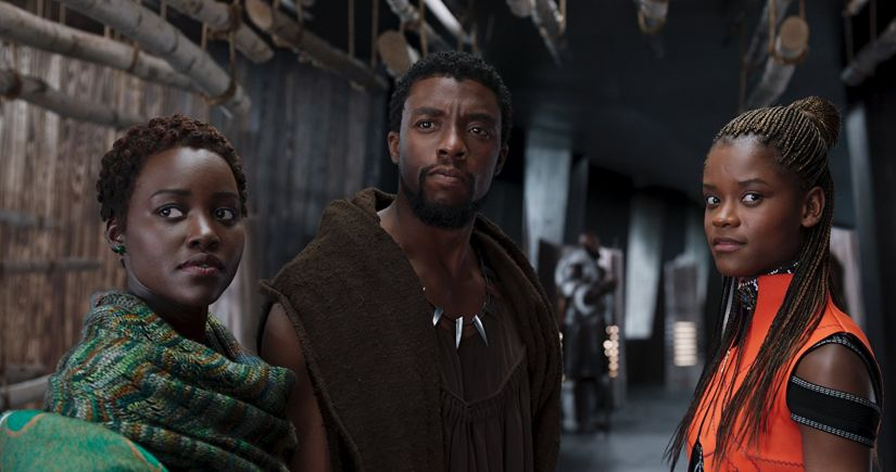 Black Panther targeted by Twitter trolls who claim they were assaulted while watching film