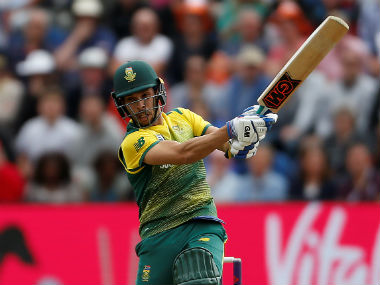 Farhaan Behardien added that the Proteas have been able to tackle spin better in the T20Is. Reuters