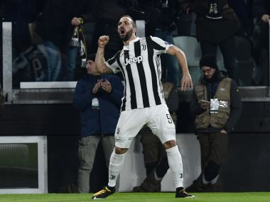 Serie A AC Milan striker Gonzalo Higuain not bitter about leaving Juventus due to arrival of Cristiano Ronaldo
