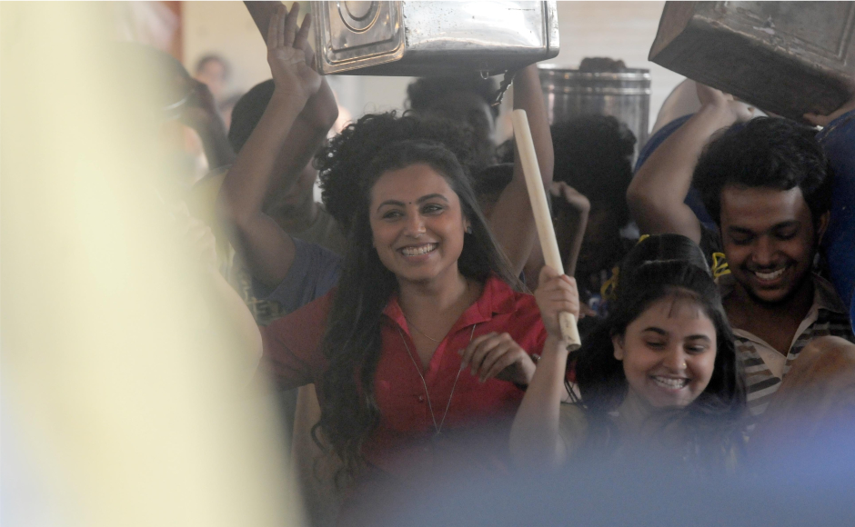 Hichki movie review Rani Mukerjis To Maam With Love hits the mark hiccups and all