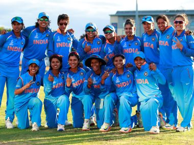 File image of Indian women's cricket team. Reuters