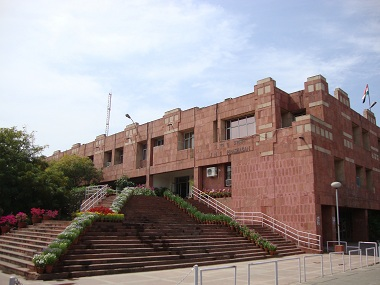 JNU students level allegations of sexual harassment financial irregularities against professor accused denies charges