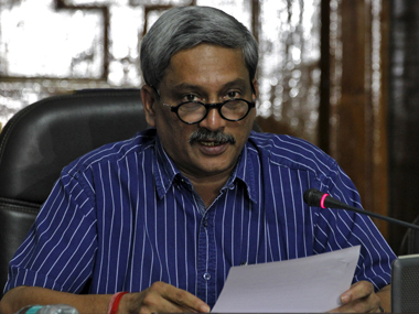 Goa political crisis BJP ministers Francis DSouza and Pandurang Madkaikar dropped from Manohar Parrikar cabinet