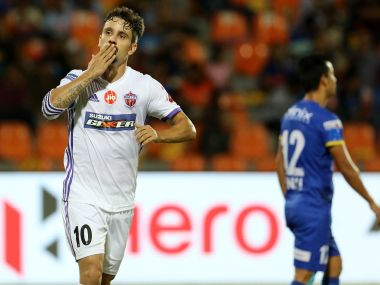 ISL 2018 FC Pune City vs Kerala Blasters Football Match Highlights Match ends in 11 draw