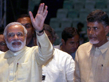 TDP cornered over quitting NDA alliance as antiChandrababu Naidu group in BJP YSR Congress look to precipitate partys exit