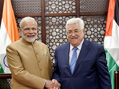 Narendra Modis Ramallah visit shows Indias foreign policy is little more than virtuesignalling impulses