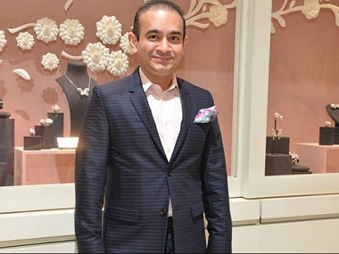 PNB scam US bankruptcy court stops creditors from collecting debts from Nirav Modis Firestar Diamond firm