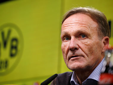Bundesliga Borussia Dortmund CEO threatens squad clean out lest results improve