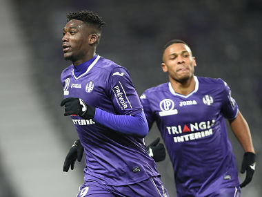 Ligue 1 Yaya Sanogos late equaliser earns Toulouse point against AS Monaco in sixgoal thriller
