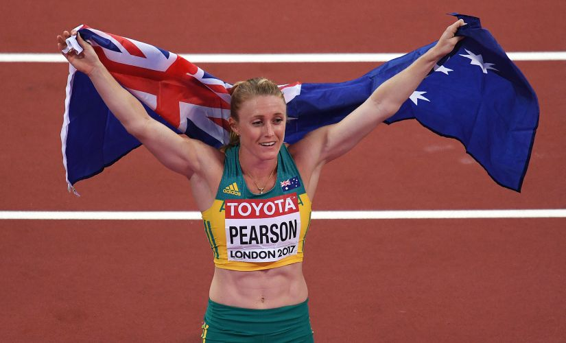 Laureus World Sports Awards Sally Pearson on her comeback in 2017 and plans for Commonwealth Games 2018