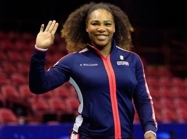 Fed Cup: Serena Williams ready for comeback after 'ups and downs', set to play only doubles for USA