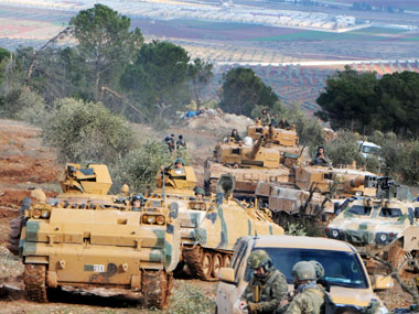 Turkey denies allegations of using chemical weapons in Syrias Afrin region says it takes utmost care of civilians