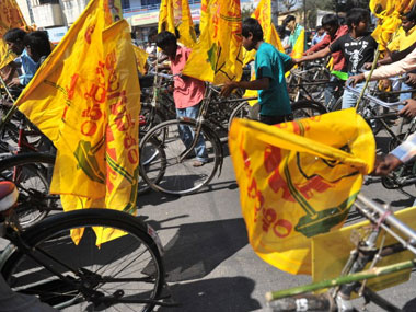 TDP MP Ramesh ends 10day hunger strike protesting Centres move to scrap Kadapa steel plant project