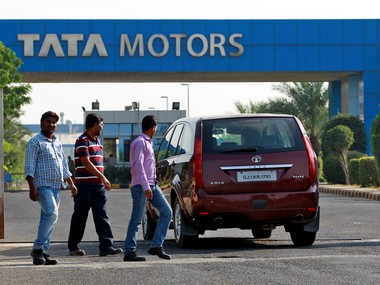 SP downgrades Tata Motors on weakening JLR volumes but retains its outlook stable